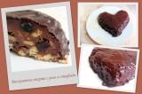 Бисквитена торта с ром и стафиди / Biscuit cake with rum andsultanas