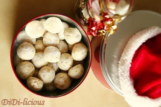 Масленки с орехи