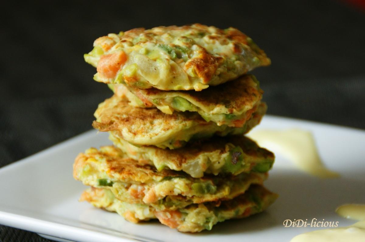 Вегетариански палачинки / Vegetarian Pancakes