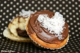 World Nutella Day и Валентинки: Мъфини с кокос иНутела