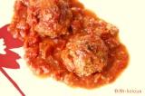 Измир Кюфтета в доматен сос / Izmir Meatballs in TomatoSauce