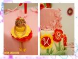 Първата торта за първия рожденден