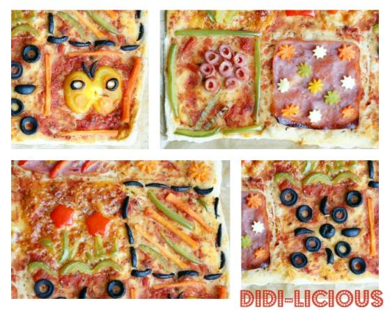 Quilt Pizza Recipe — Dishmaps