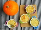 Солен кръмбъл с тиква / Pumpkin savourycrumble