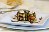 Рулца от тиквички със сладък дресинг / CourgetteRolls
