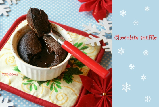 chocolate souffle_snowflakes