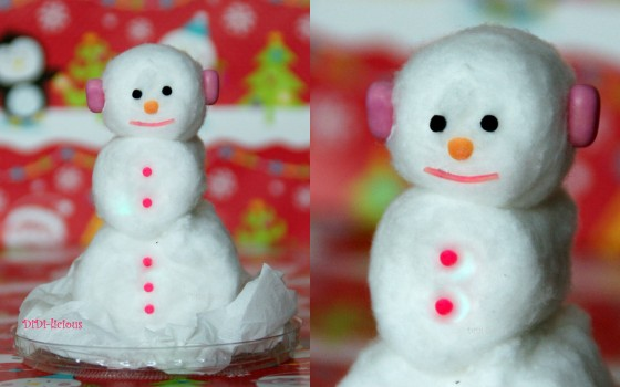 Детски снежен глобус
