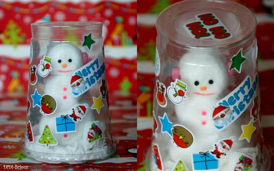 Детски снежен глобус1
