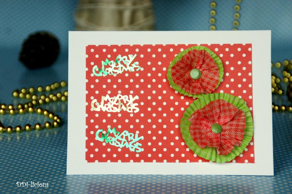 Коледни картички първа реколта ;-)
