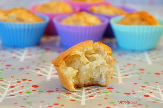 Царевични мъфини / Corn flour muffin 2