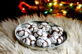 Chocolate crinkles или шоколадови снежнитопки