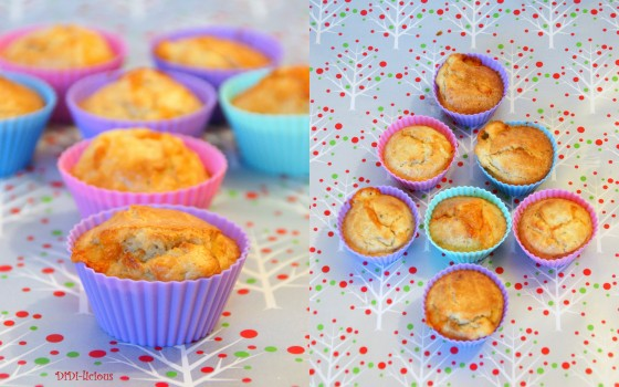 Царевични мъфини / Corn flour muffin 3