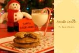 Бисквитки с Нутела за ДядоКоледа